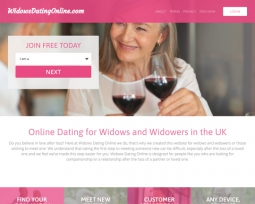 Widows Dating Online