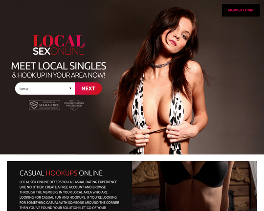 Local Sex Online Logo